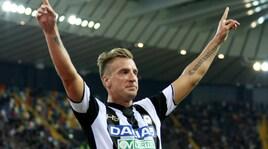Calciomercato Frosinone, per l'attacco sogno Maxi Lopez