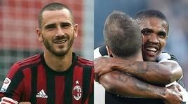 Milan-Juventus, duello tra regine del mercato: 338 milioni di acquisti