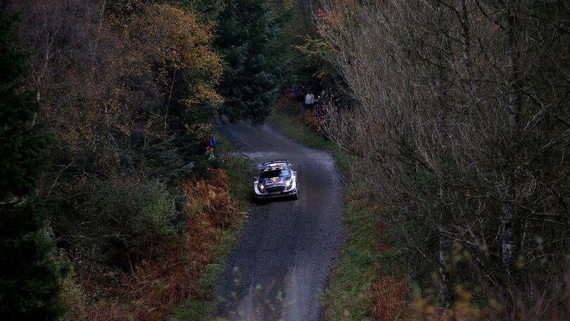 WRC, Ogier vince il quinto titolo consecutivo
