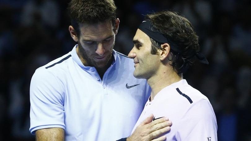 Federer vince a Basilea, battuto Del Porto