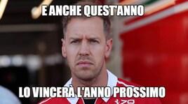 Hamilton campione del mondo: i social non risparmiano Vettel