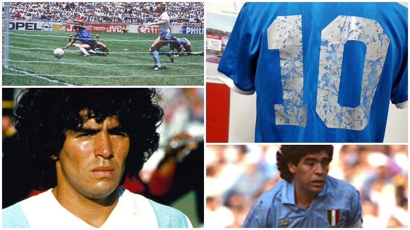 Diego Armando Maradona, storia di un mito