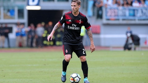 Serie A Milan, Biglia ko. Salta la gara con il Bologna