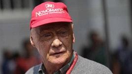 F1, Lauda: «Per Hamilton è stata la vittoria più difficile»
