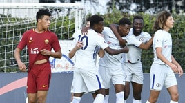 Youth League, Roma-Chelsea 1-2: non basta Celar, la qualificazione si complica