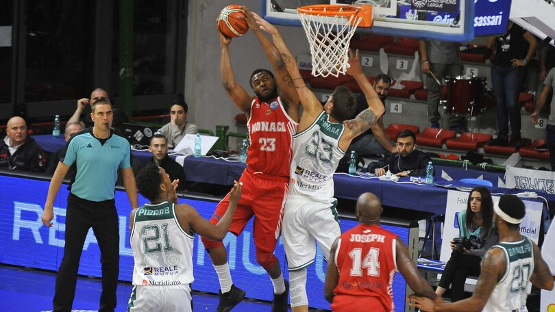 Basket Champions League, Evans sbanca Sassari