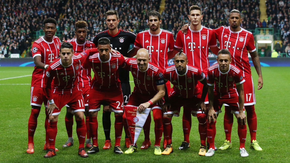 2.Bayern Monaco (Germania) 673,4 milioni