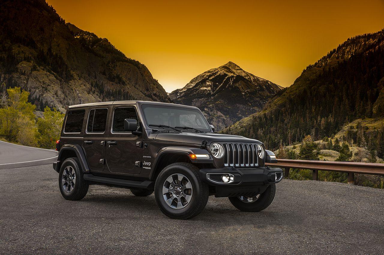 Jeep Wrangler, il mito fuoristrada si rinnova: le prime immagini
