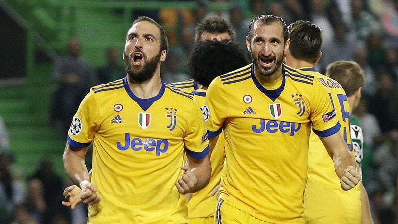 Champions: la Juve si salva, ottavi a 1,05