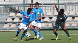 Youth League, Napoli-Manchester City 3-5: la qualificazione si complica