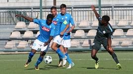 Youth League, Napoli-Manchester City 3-5: la qualificazione si complica
