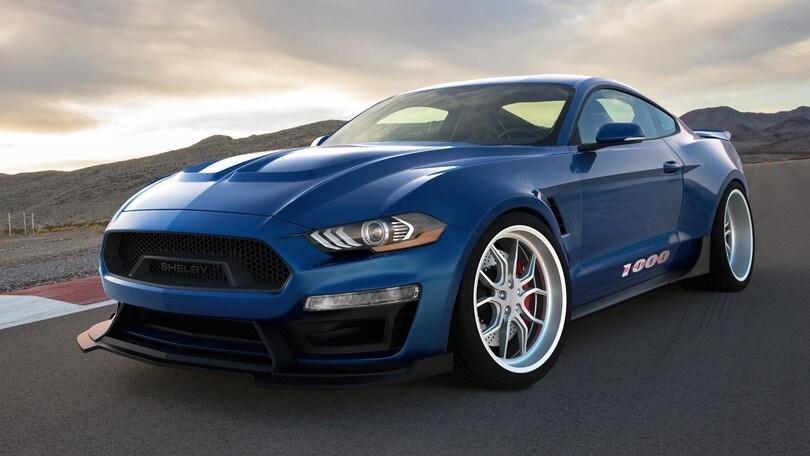 Shelby 1000, il ritorno del Cobra su base Mustang