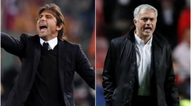 """Conte-Mourinho: una sfida a colpi di... """"frecciatine""""!"""