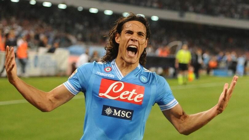 L'agente di Cavani: «Ha sempre in mente di tornare al Napoli»