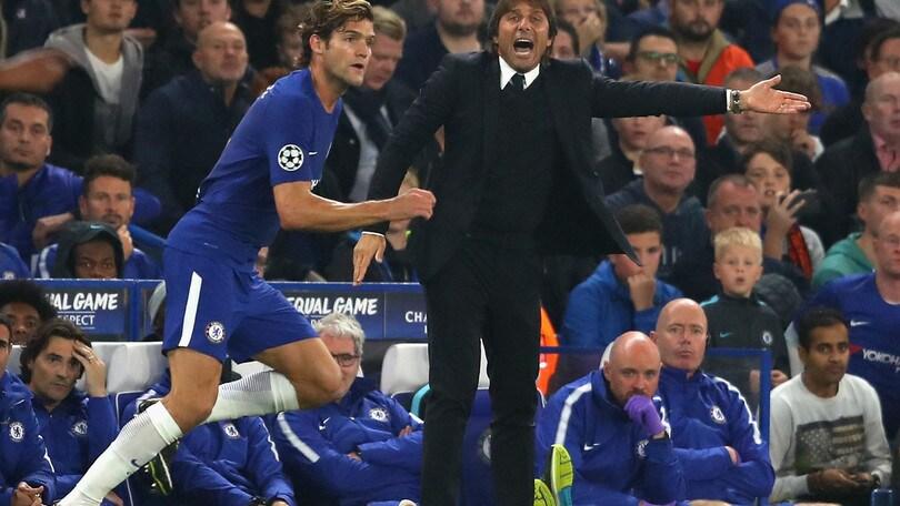 Premier League: Chelsea-United, scossa Conte a 2,40