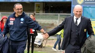 Chievo-Napoli 0-0: lo stop della capolista