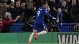 Premier League, Chelsea-Manchester United 1-0: al 55' Morata