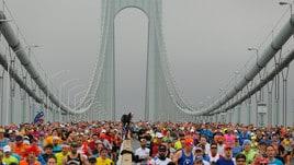 Maratona di New York: le immagini più emozionanti della giornata