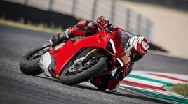 Ducati Panigale v4: foto