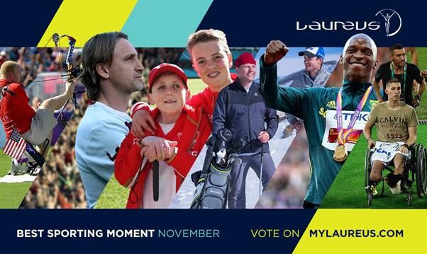 L'impresa del Crotone in lizza per il Laureus Best Sporting Moment di novembre