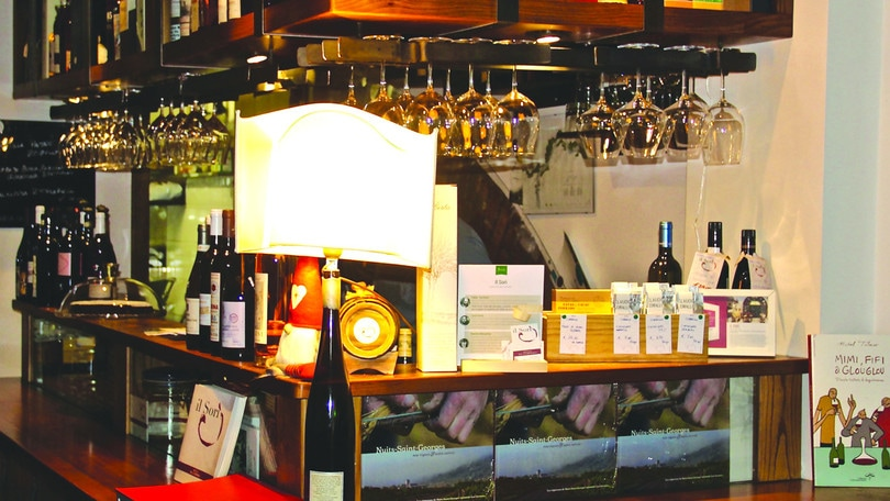 Nella Capitale il vino è di casa