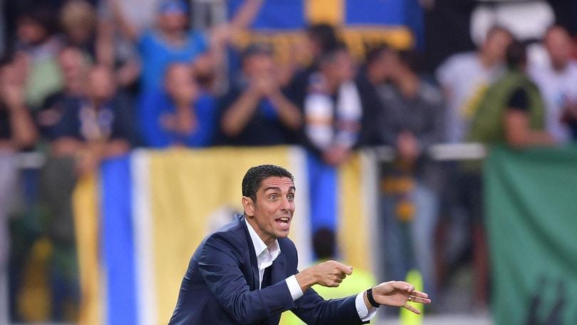 Serie B, primo posto: scontro in quota Frosinone-Palermo