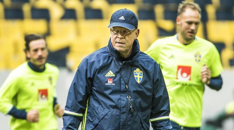 Andersson sfida l'Italia: Svezia ai mondiali