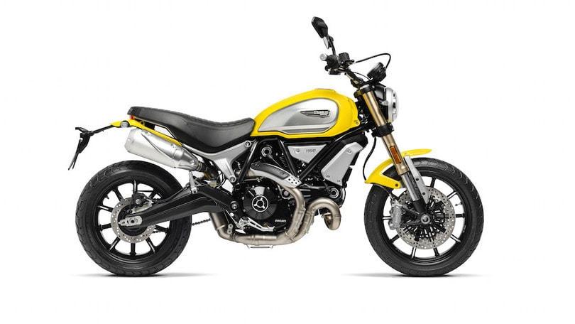 EICMA: svelata la nuova Ducati Scrambler 1100