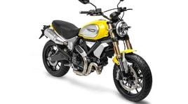 Ducati Scrambler 1100: foto