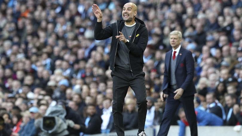 Premier League: Manchester City, titolo a quota rasoterra