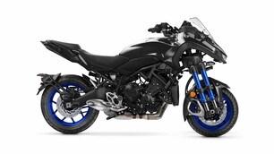 Yamaha Niken: foto