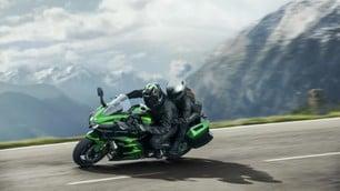 Kawasaki H2 SX: foto