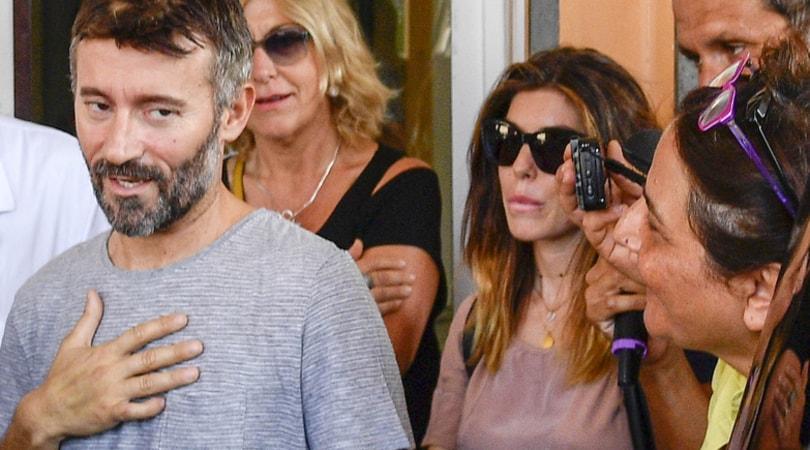 Bianca Atzei: «Max Biaggi mi ha lasciata senza dirmi perché»