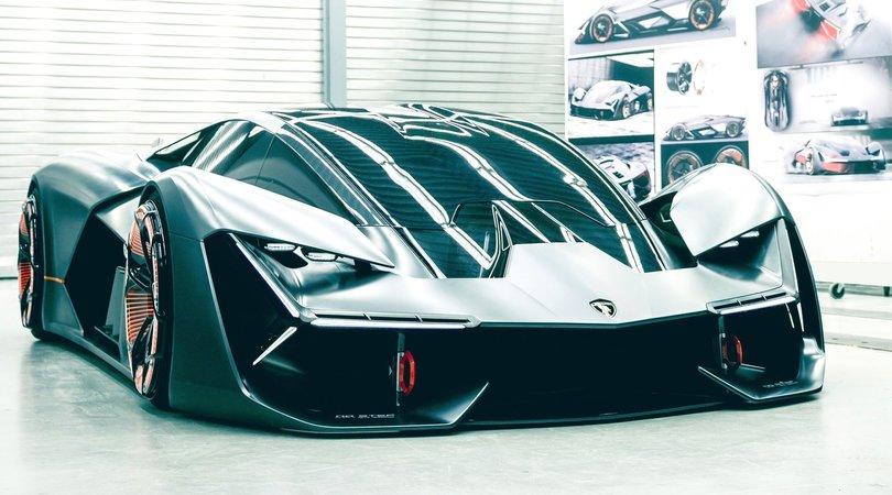 Lamborghini Terzo Millennio: per un domani elettrico