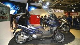 Kymco CV2: foto