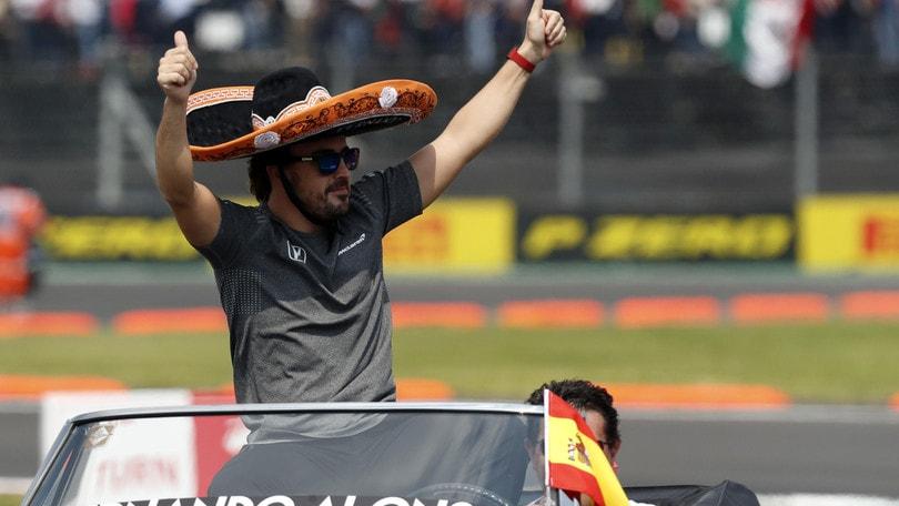 F1, Alonso in pista con la Toyota nei test di Endurance