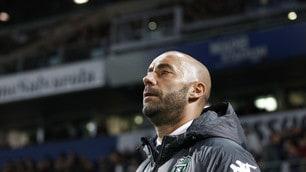 Serie A, Bucchi: «Sassuolo, devi essere squadra»