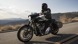 Harley-Davidson Sport Glide: foto