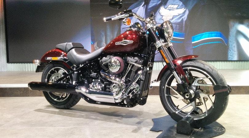 Harley-Davidson Sport Glide: l'ultima arrivata