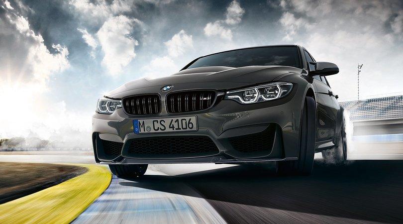 BMW M3 CS, la Serie 3 più potente di sempre