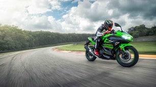 Kawasaki Ninja 400: foto