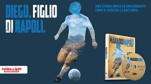 Maradonapoli in edicola con il Corriere dello Sport-Stadio