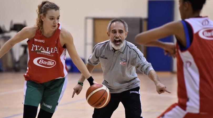 L'Italia delle donne del basket: un'oasi nuova nello sport