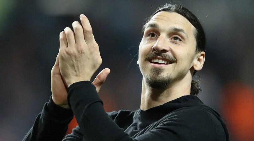 Ibrahimovic assicura: «Per l'Italia sarà molto dura»