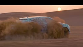 Lamborghini Urus: il Toro del deserto