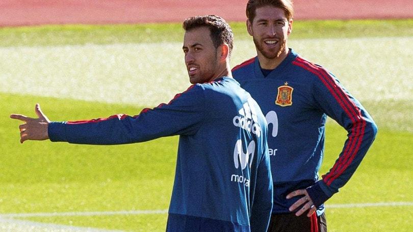Sergio Ramos chiama Neymar: «Vieni al Real Madrid»