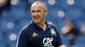 Rugby, O'Shea: «Contro Fiji concentrati sulla nostra prestazione»