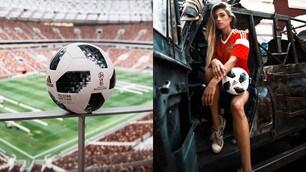 Telstar 18, presentato il pallone dei Mondiali
