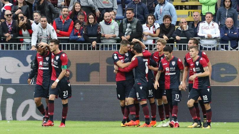 Serie A Cagliari, tris alla Nuorese: Faragò non si ferma