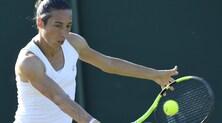 Tennis, Francesca Schiavone s'infortunia: fuori un mese